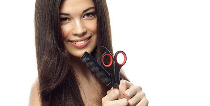 Акция укладка волос в подарок 69