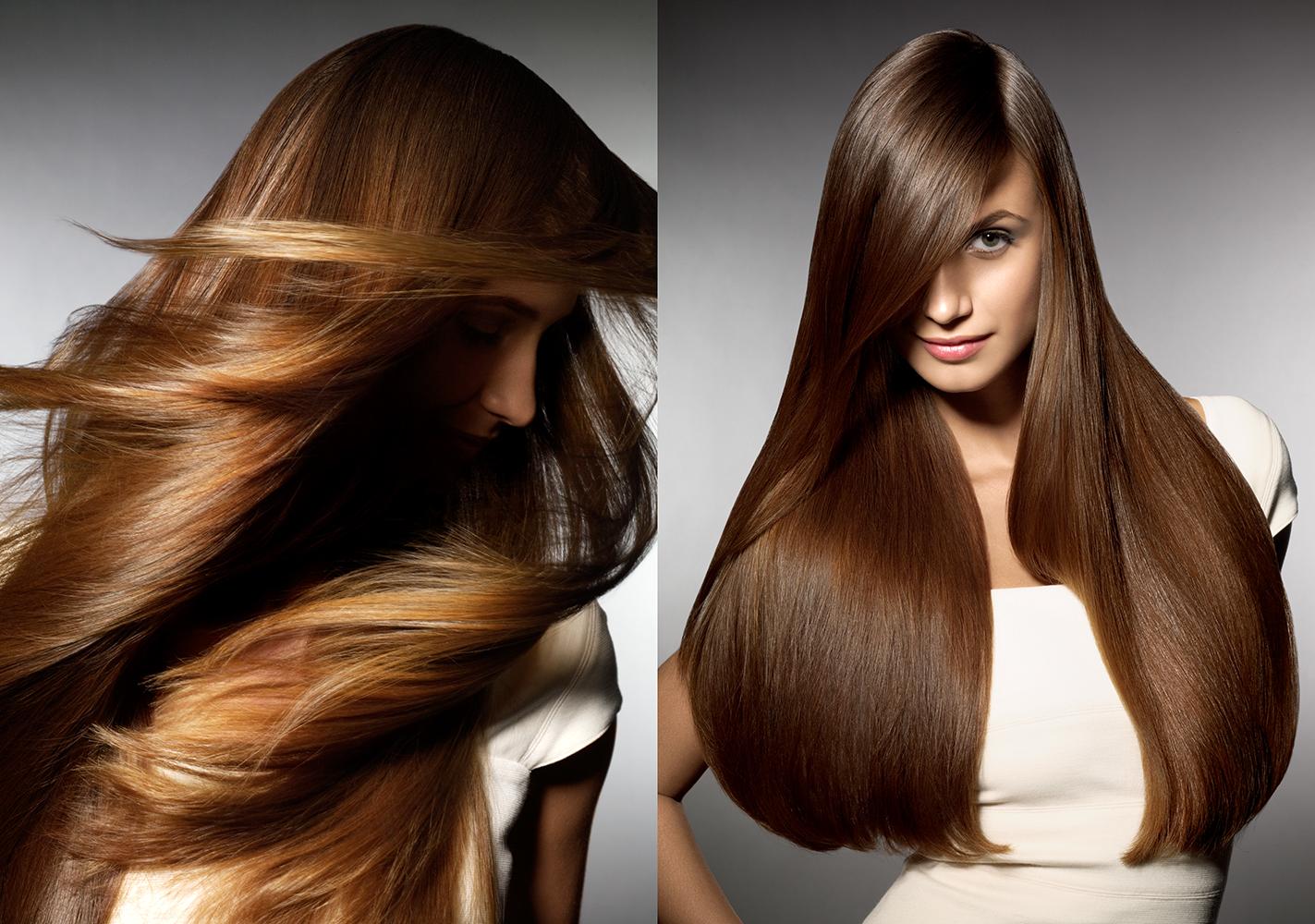 Как сделать чтобы волосы были уложенными 762