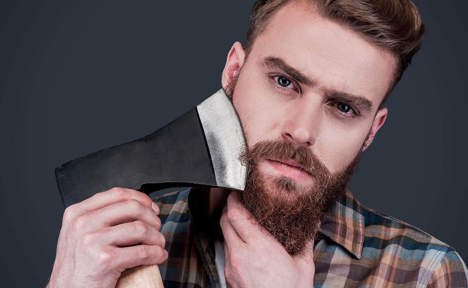 Новый тренд на бороду сексуалы