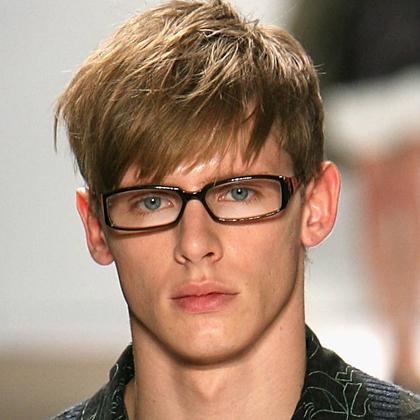 Стрижки мужские на тонкие волосы