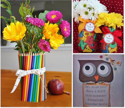 Недорогие подарки ко дню учителя