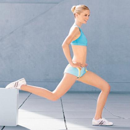 Как похудеть в бёдрах и ягодицах? Эффективные упражнения