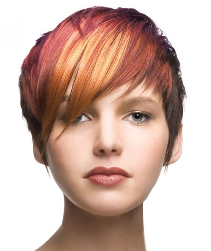 Любое окрашивание волос