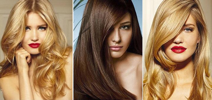 Как выбрать цвет волос для