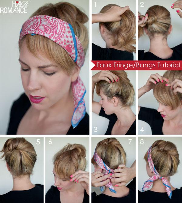 Как сделать самой себе прическу на короткие волосы