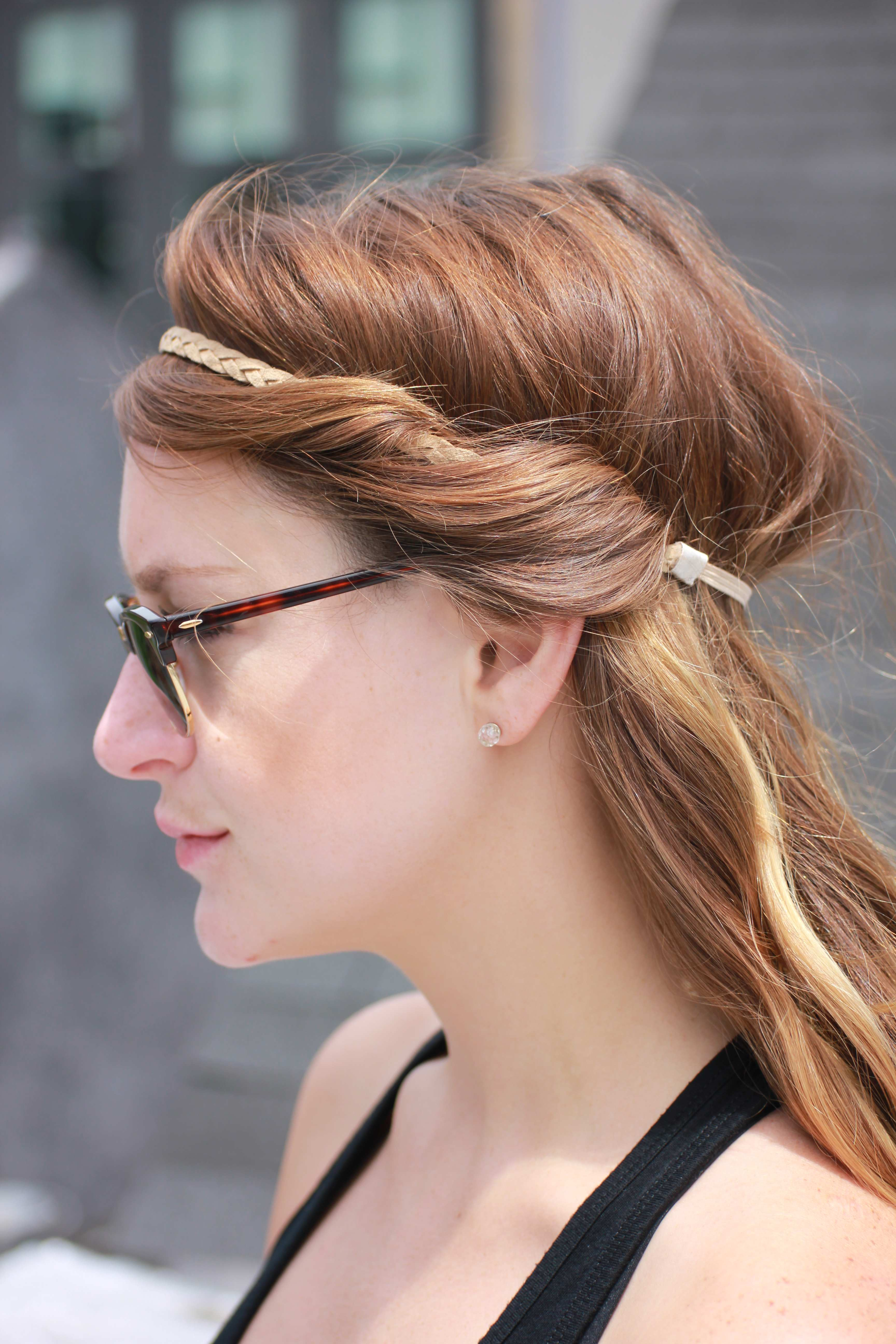 Резинка для волос Invisibobble Original Crystal Clear 3 штуки