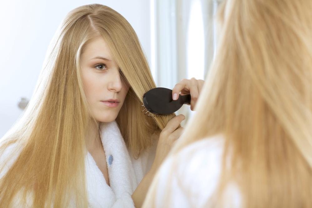 Маска для волос из масел и витаминов для сухих волос