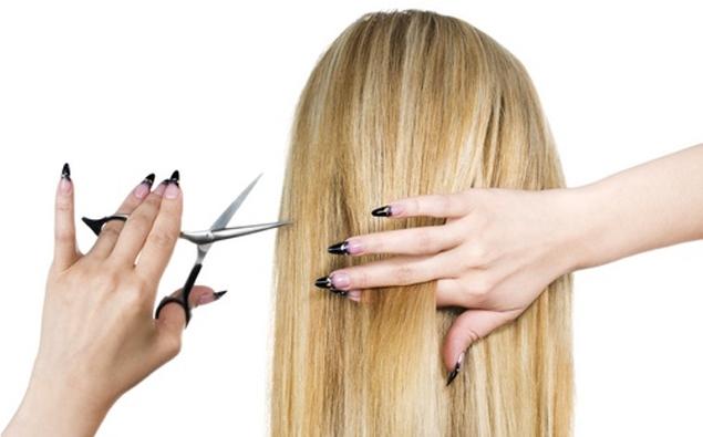 Как дома подстричь волосы самой себе
