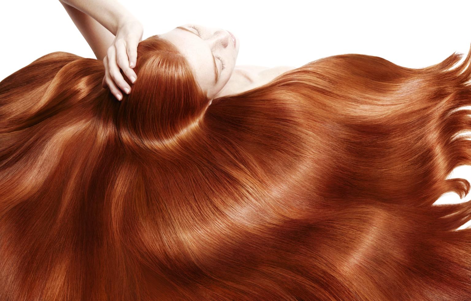 Как восстановить природный цвет волос