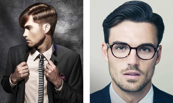 стильные мужские стрижки фото 2015