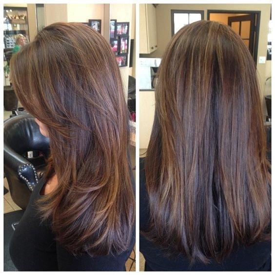 Причёски для длинных волос фото