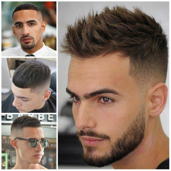 Good Haircuts For Men 2017: Мужские стрижки 2017 (70 фото)