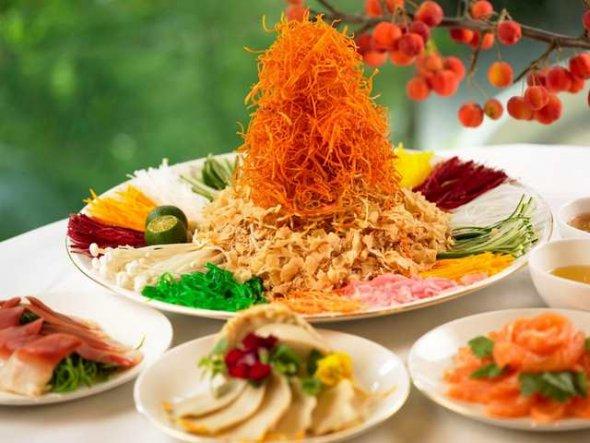 Фото рецепт салата из кальмаров и грибов