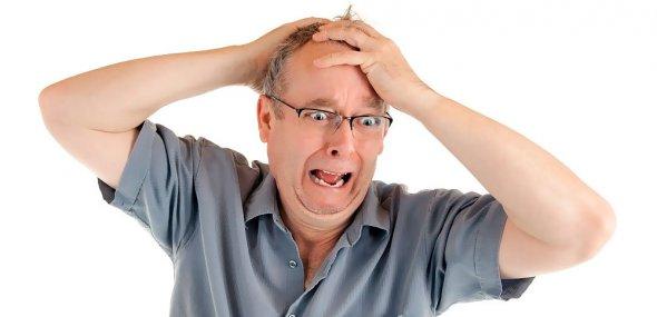 выпадение волос у мужчин, облысение, андрогенная алопеция
