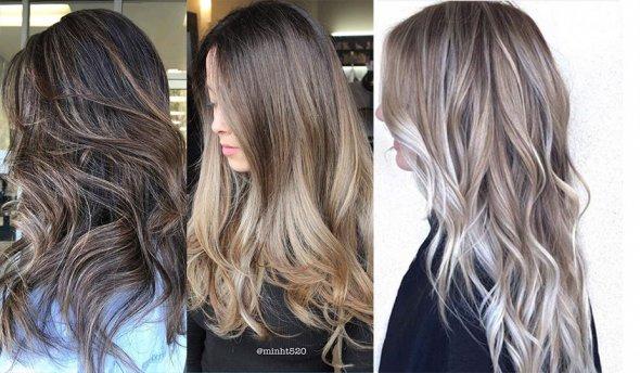 Тренды 2017 окрашивание волос