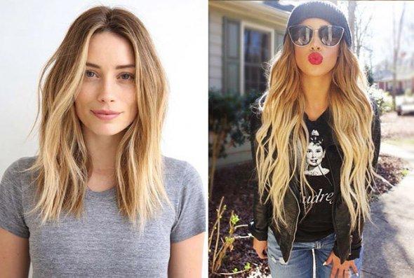 Как перейти от темного цвета волос к более светлому