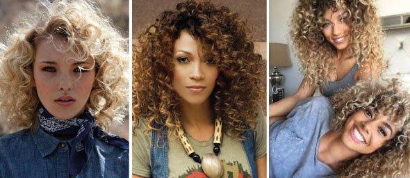 Стрижки на длинные кудрявые волосы 2017 женские с челкой