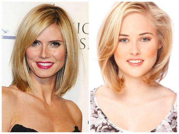 Причёски для тонких и редких волос фото