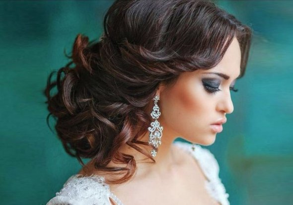 Свадебные прически ужасные