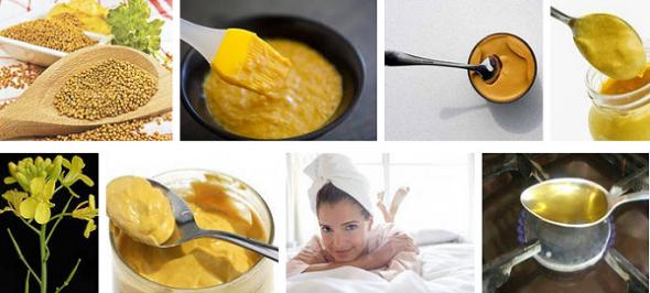 Маски для волос с горчицы в домашних условиях