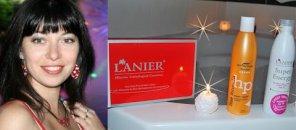 Правильный уход за волосами с Плацент Формула и Ланьер. Нет выпадению волос!