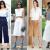 Модная новинка весны: как носить брюки-кюлоты?