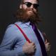 Тренд осени: модные детали в образе мужчины
