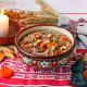 Двенадцать традиционных постных блюд на Святой Вечер