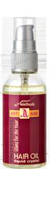 """Масло для волос """"Формула Амарант"""" восстановление, легкое расчесывание Масло для питания и блеска волос Placen Formula Anti-Age Hair Oil Liquid Crystal"""