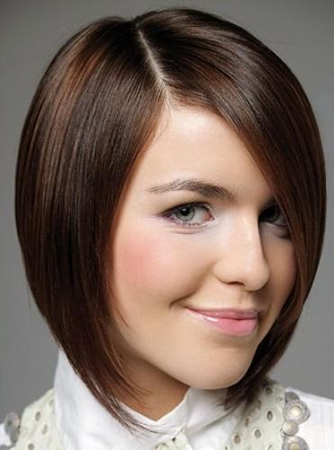 Короткие стрижки для густых волос