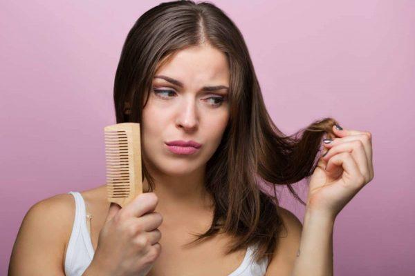 3 причины, провоцирующие выпадение волос