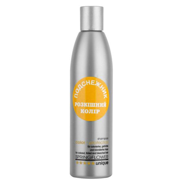 """Шампунь """"Подснежник Колор"""" для восстановления цвета и блеска сухих, поврежденных и ослабленных волос"""