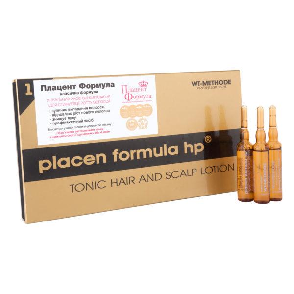 """Лосьон против интенсивного выпадения волос """"Плацент Формула"""""""