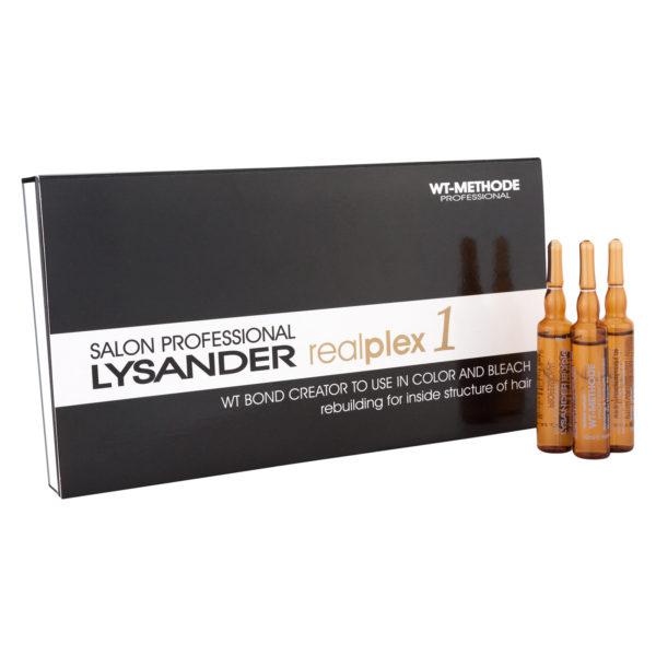 Salon Professional Lysander Realplex 1 Средство для полного восстановления структуры волос