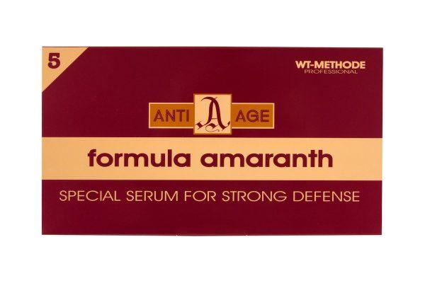 """Ампулы для омоложения, укрепления и блеска волос Anti Age """"Формула Амарант"""""""