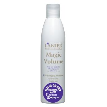 """Шампунь Ланьер """"Магия Объема"""" объем для тонких и ломких волос – Magic Volume"""
